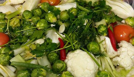 TETU- vegetarisch (Bestellen vanaf 1 Kg.)